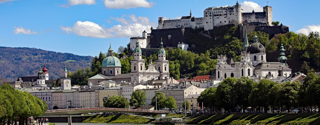 Tour originale del suono musicale da Salisburgo