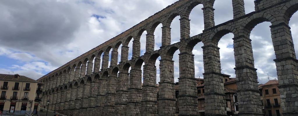 Tour a la Majestuosa Segovia con recorrido a pie