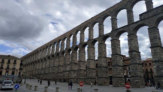 Tour zum Majestic Segovia mit Rundgang
