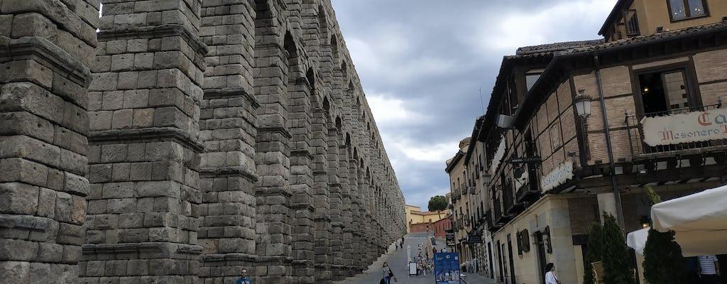 Van Madrid: dagtour naar Segovia in je eigen tempo
