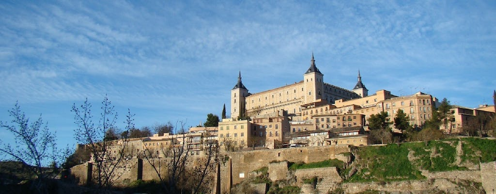 Discover Toledo, Wolrd Heritage Site, at your own pace