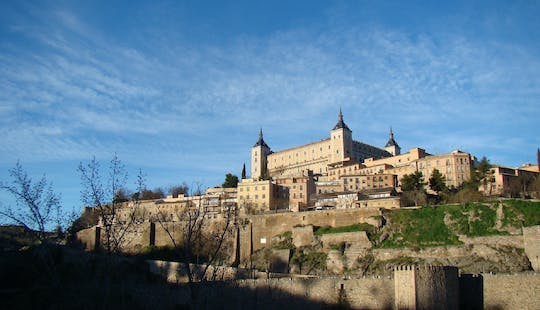 Discover Toledo, World Heritage Site, at your own pace