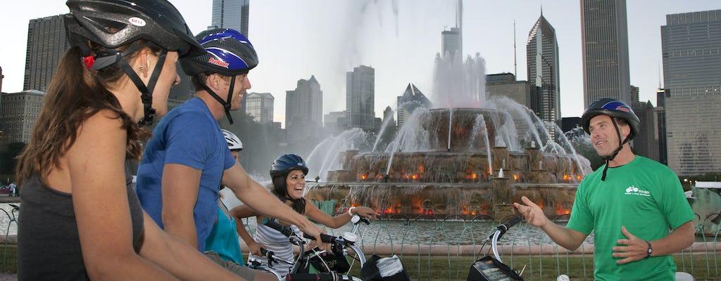 Перепугу поход велосипедный тур Хэллоуин в Чикаго