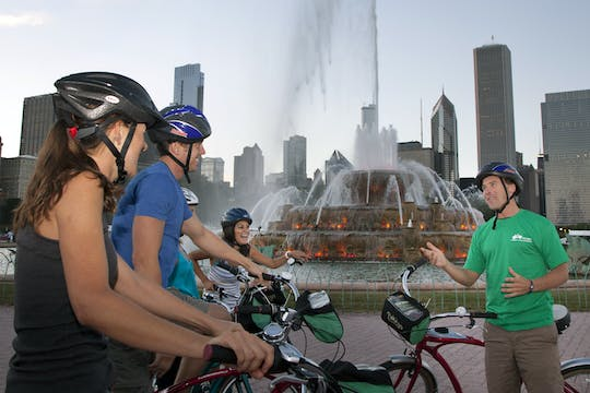 Fright Hike Halloween fietstocht in Chicago