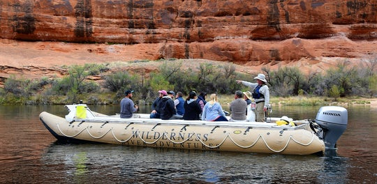 Colorado River raft tour from the Grand Canyon South Rim