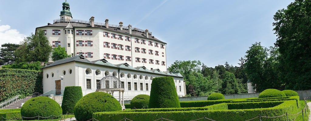 Tickets for the Schloss Ambras in Innsbruck