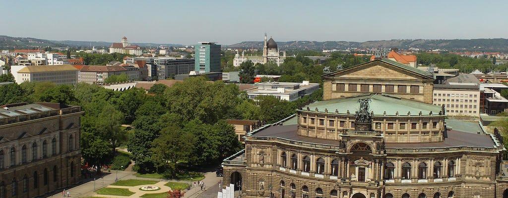 Visita a la ciudad de Dresde con visita a New Green Vault y Semper Opera