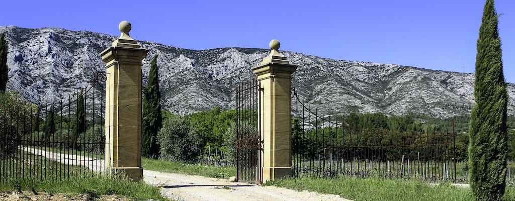 Tour privato di un'intera giornata da Aix-en-Provence al Mont Sainte Victoire in cerca di Cézanne