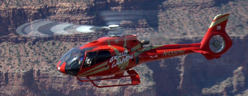Grand Kingdom Tour in elicottero dal South Rim