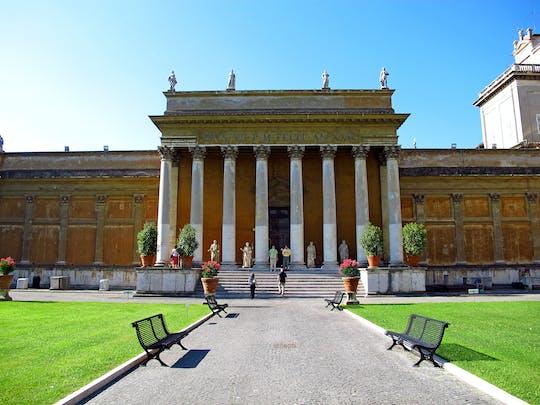 Wycieczka w małej grupie po Muzeach Watykańskich, Stanzach Watykańskich i Kaplicy Sykstyńskiej