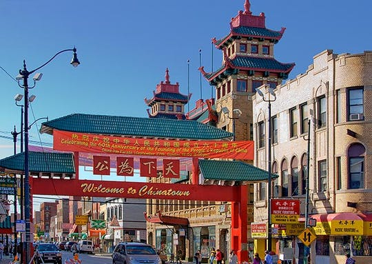 Taste of Chinatown Chicago eten & wandeltocht