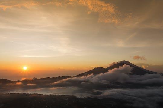 Randonnée au lever du soleil au mont Batur