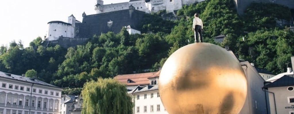 Tour privado de arte moderno Salzburgo