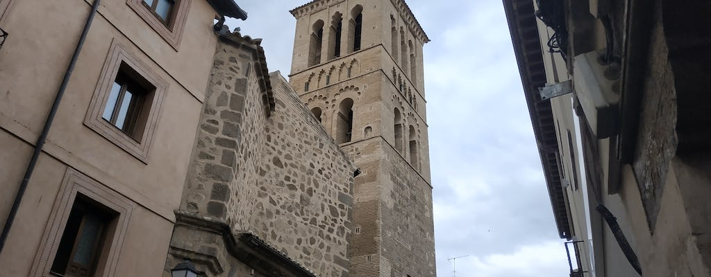 Toledo guided tour from Madrid with panoramic views