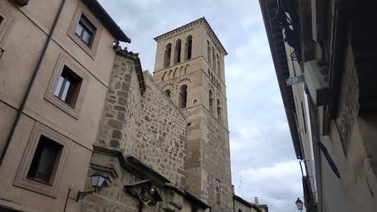Visita guiada a Toledo de Madrid com vistas panorâmicas