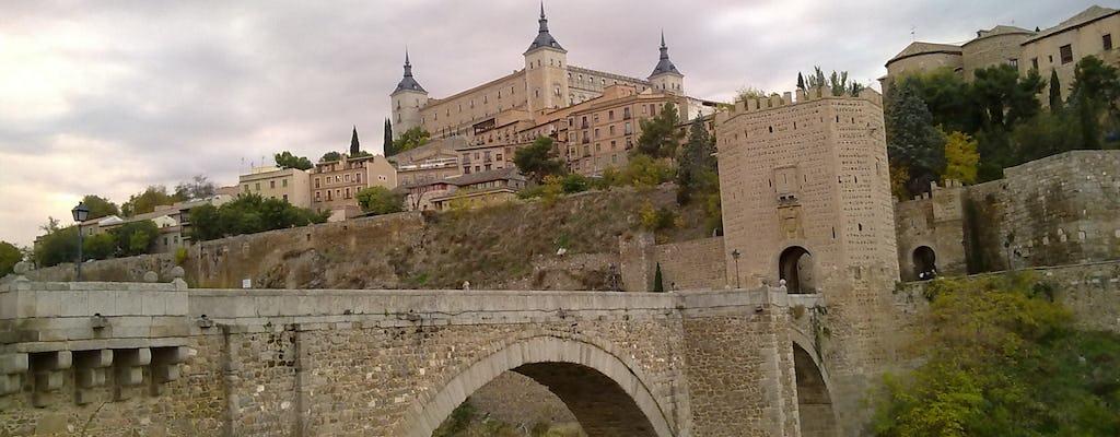 Toledo y Segovia desde Madrid: las joyas de la corona a tu ritmo