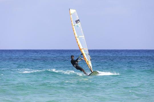 Planche à voile à Porto Santo