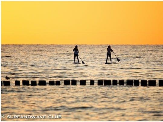 SUP - Stand up paddeln - Grundkurs - Einsteigerkurs
