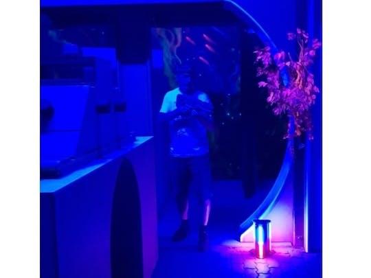 Lasertag Indoor