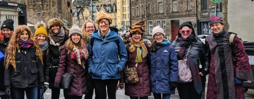 JK Rowling's Edinburgh walking tour inspired by Harry Potter