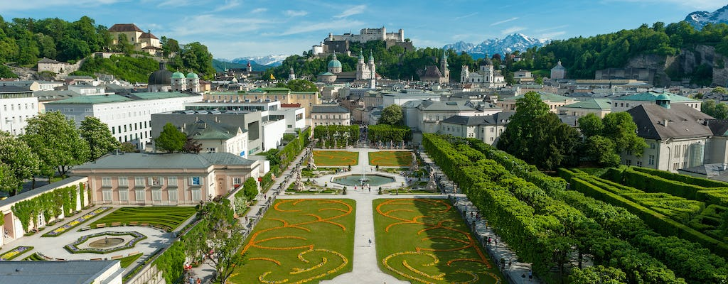 Mozart city tour with Mozart's residences in Salzburg