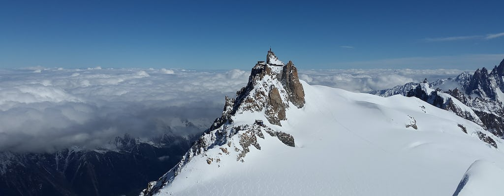 Chamonix Mont Blanc guided day trip with cable car and lunch