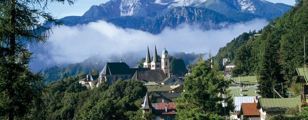 Half-day trip to the Bavarian Alps from Salzburg