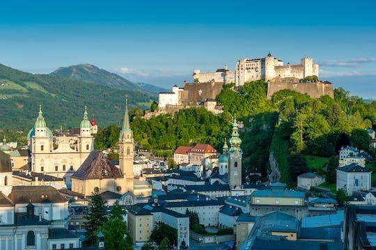 De beste dagtocht door de stad en het platteland van Salzburg