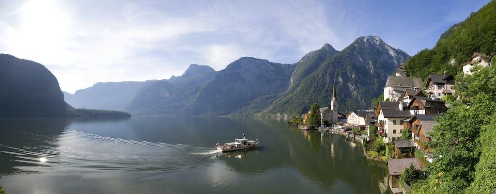 Viagem de meio dia a Hallstatt de Salzburg