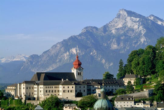 Sound of Music and Salt Mines combination tour in Salzburg