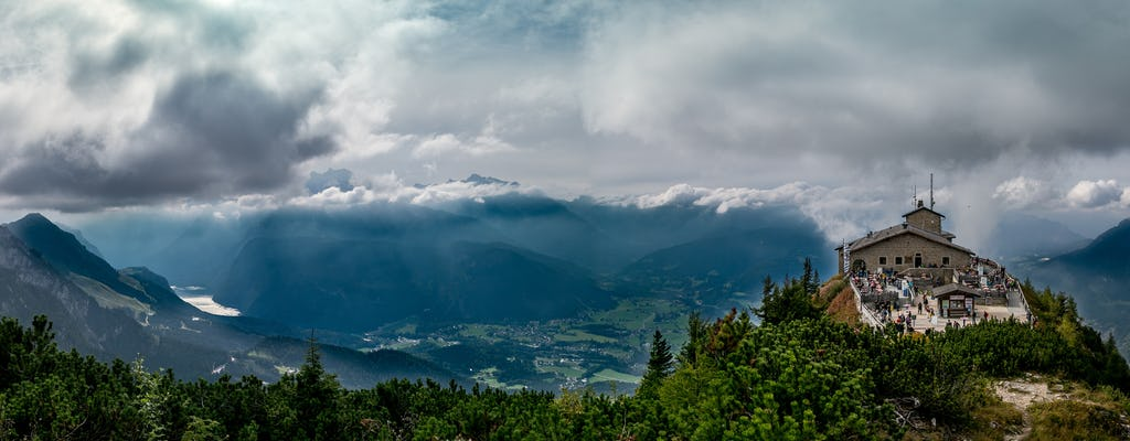 Eagle's Nest, Salt Mines and Bavarian Alps full-day trip from Salzburg