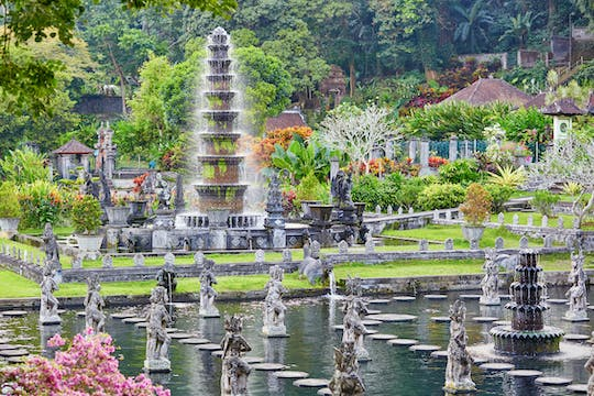 Tour of the beauty of East Bali