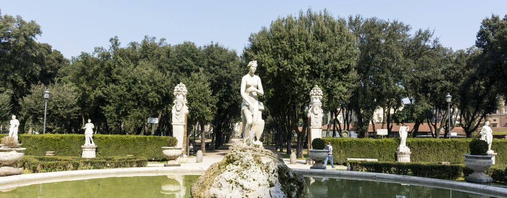 Borghese gallery and gardens small group tour