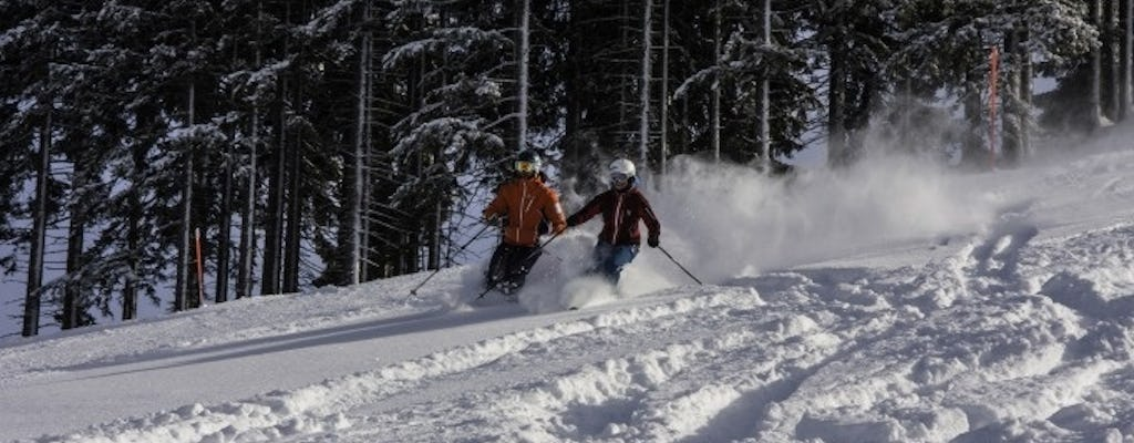 Private snow-sports instructor
