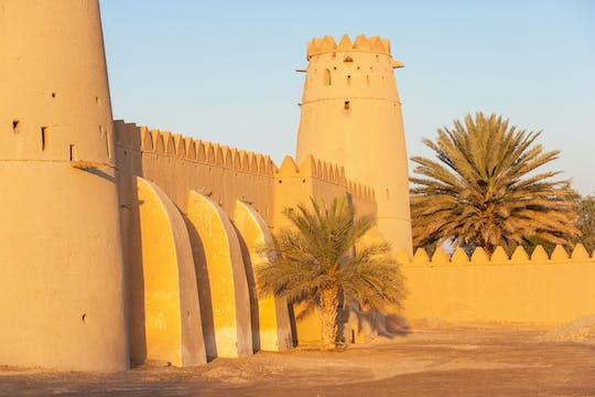 Al Ain Full day tour from Abu Dhabi