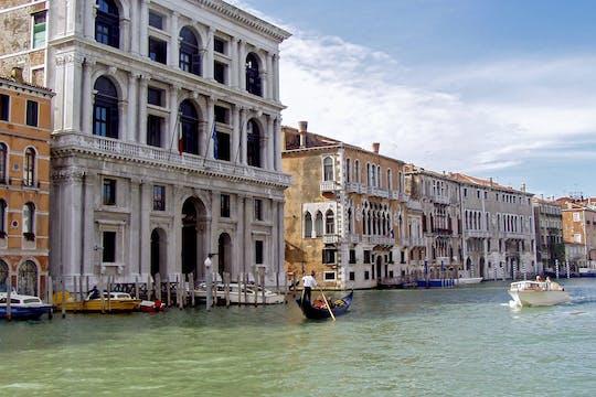 Tour privado do Palazzo Grimani e seus arredores em Veneza