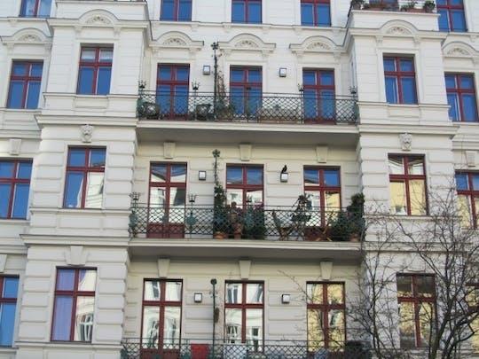 Tour privado a pie por el distrito de Prenzlauer Berg
