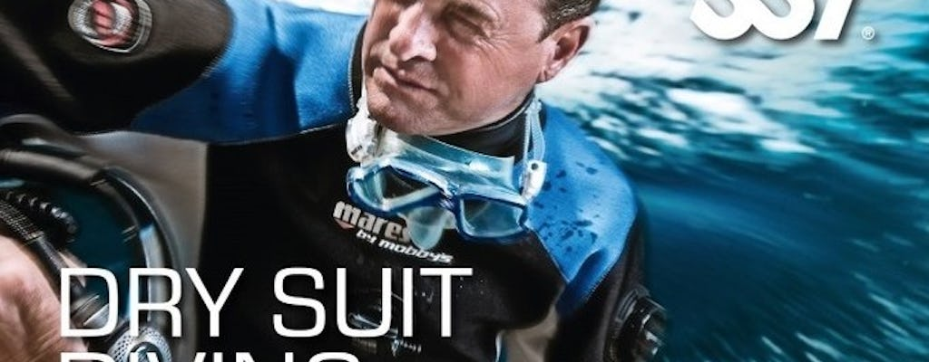 Specialty Course Dry Suit Diving