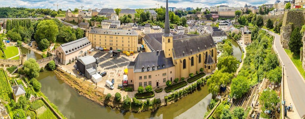 Jednodniowa wycieczka do Luksemburga i Dinant z Brukseli