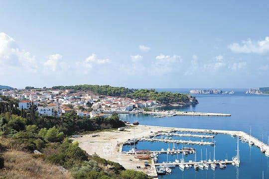 Croisière sur l'île de Sphactiria & Pylos