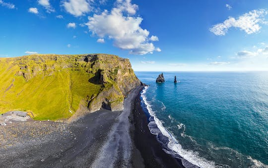 Day trip to South Iceland, waterfalls and Black Sand Beach from Reykjavík