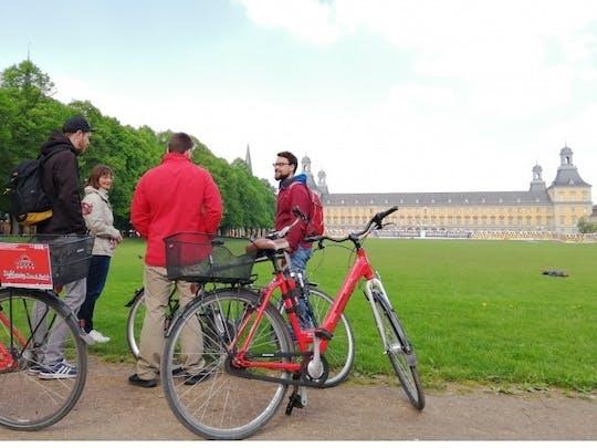 """Geführte Fahrradtour für Gruppen """"Faszination Bonn """""""