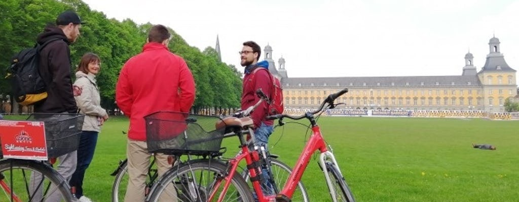 """Private group bike tour """"Fascination Bonn"""""""