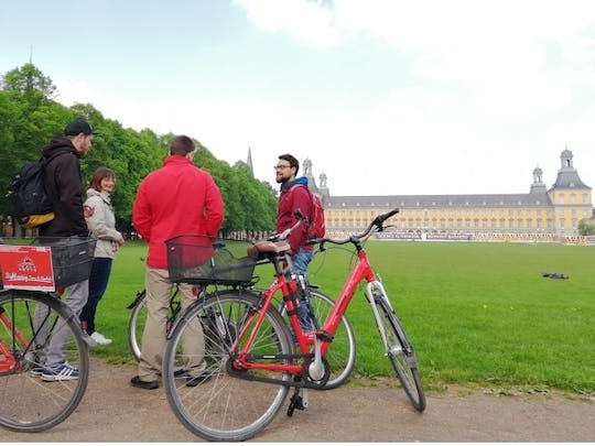 "Private group bike tour ""Fascination Bonn"""