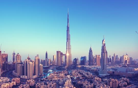 Półdniowa wycieczka po Dubaju z biletem wstępu do Burj Khalifa