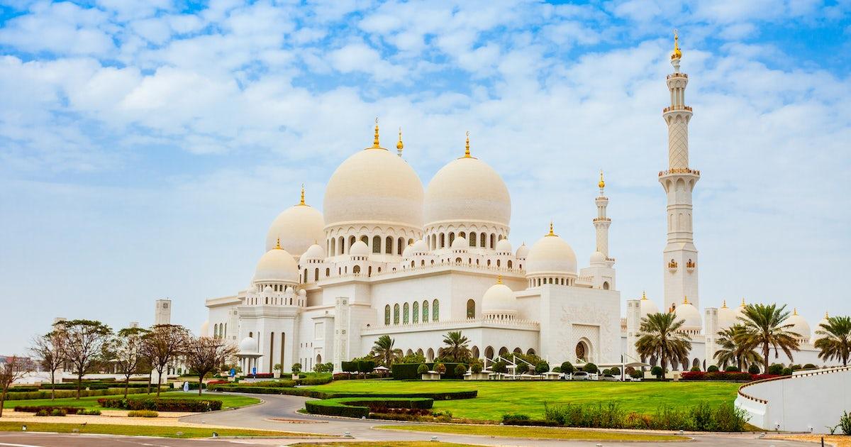 Sheikh Zayed Mosque, Qasr Al Watan Palace and Etihad Towers day tour from  Abu Dhabi