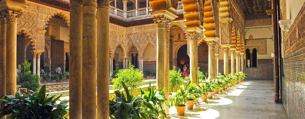 Visita privada al Real Alcázar de Sevilla