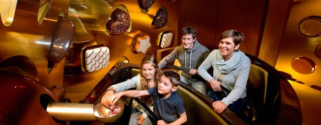 Experiencia de aventura con chocolate suizo en el Museo de Transporte de Suiza en Lucerna