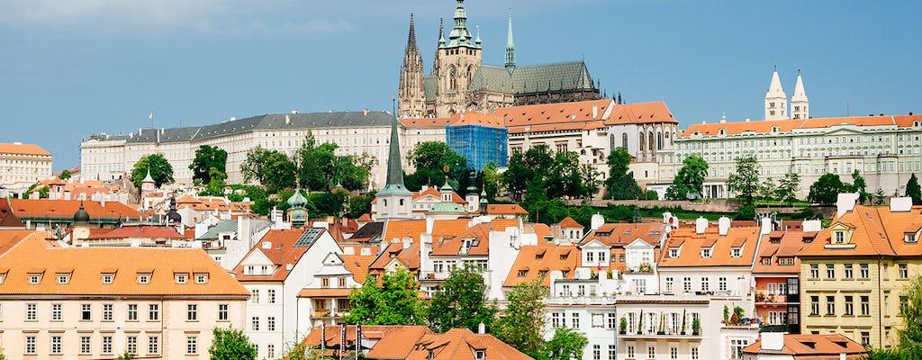 Praga dia inteiro a partir de Viena