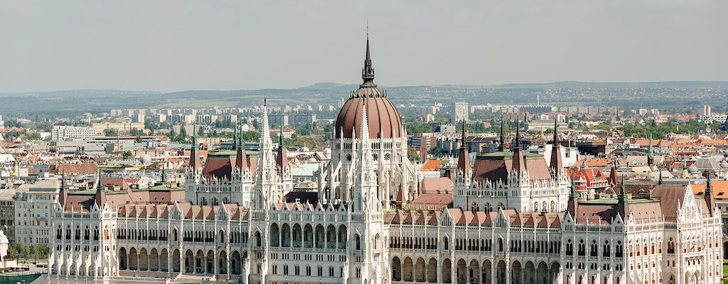 Full-day trip to Budapest from Vienna